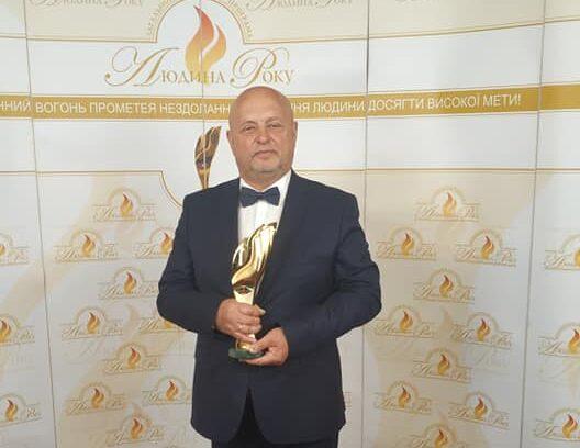 Генеральний директор компанії «Агропродсервіс» Андрій Баран заслужив звання «Людина року»