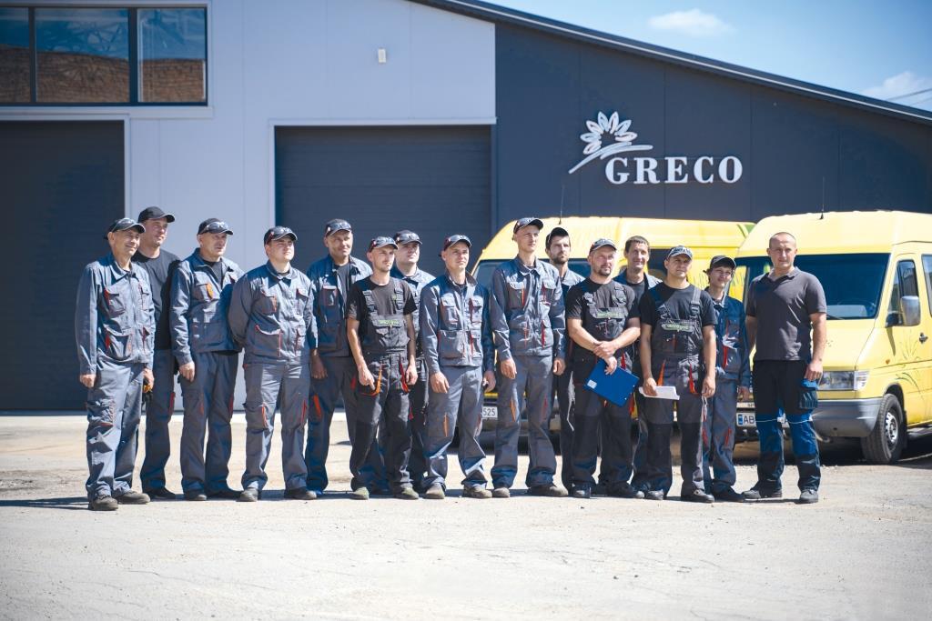 Греко Груп» – український виробник