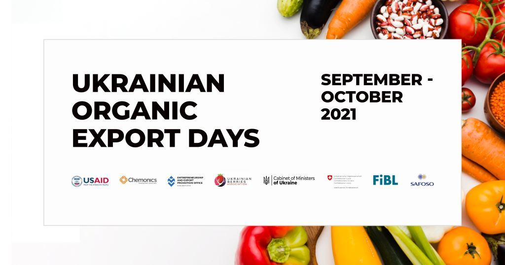 Ukrainian Organic Export Days